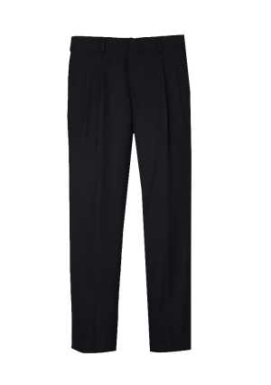 Otahuhu College Senior Boys Black Trouser