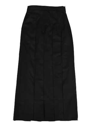 Otahuhu College Senior Girls Black Skirt